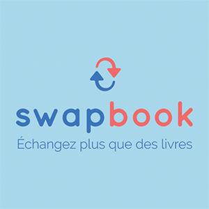 Logo de la startup Swapbook