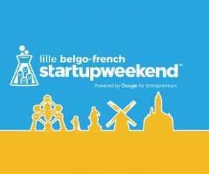 Logo de la startup Startup Weekend Belgo-french