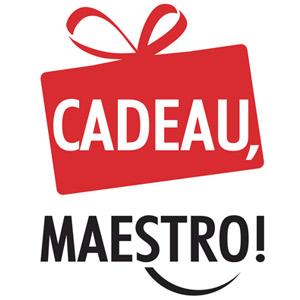 Logo de la startup Cadeau Maestro