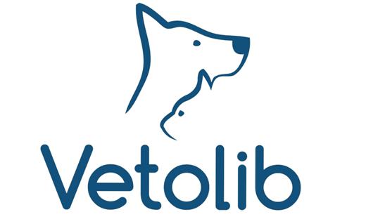 Logo de la startup VETOLIB