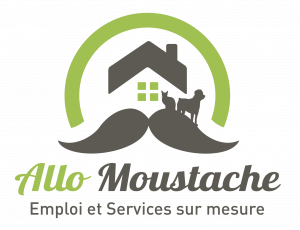 Logo de la startup ALLO MOUSTACHE