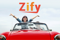 Logo de la startup Zify