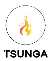 Logo de la startup Tsunga