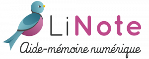Logo de la startup LiNote
