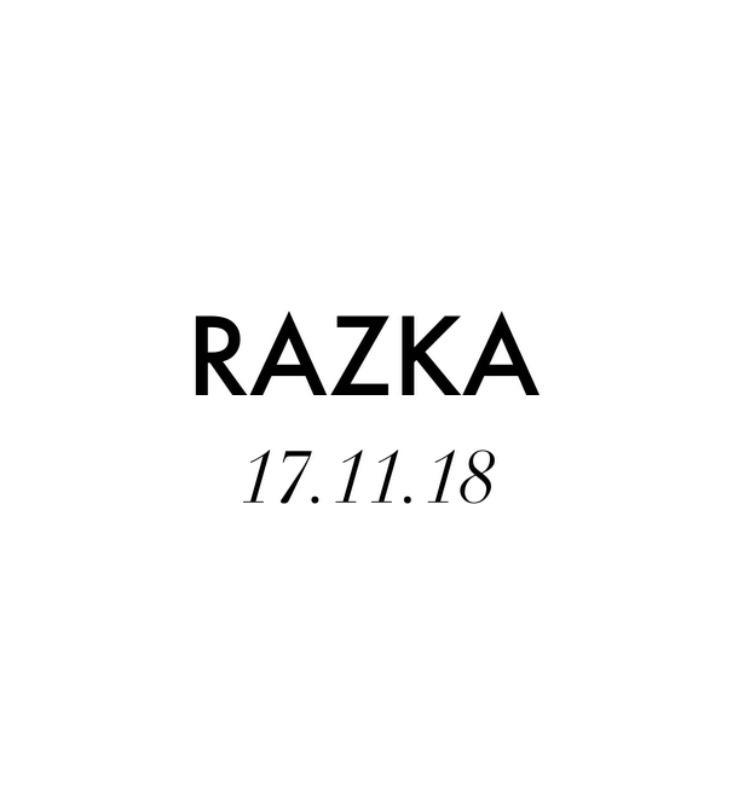 Logo de la startup RAZKA