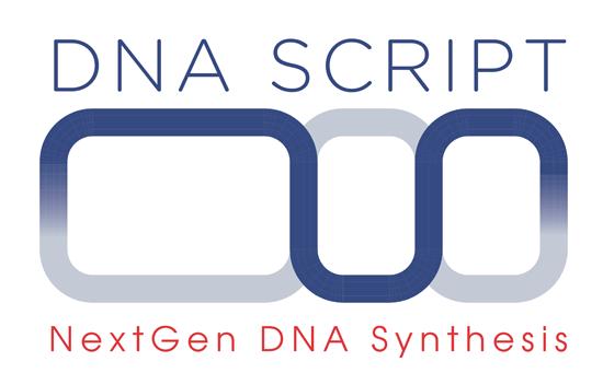 Logo de la startup DNA Scritp