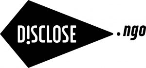 Logo de la startup DISCLOSE NGO