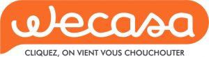 Logo de la startup Wecasa