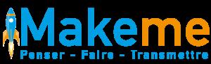Logo de la startup MAKEME : Penser – Faire – Transmettre