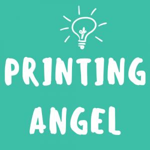 Logo de la startup Printing Angel