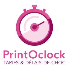 Logo de la startup Printoclock