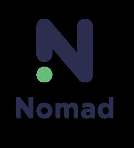 Logo de la startup NOMAD IMMOBILIER