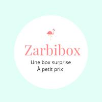 Logo de la startup zarbibox