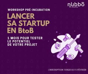 Logo de la startup Nubbo