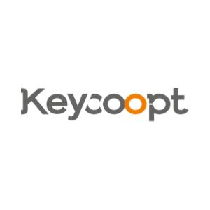 Logo de la startup Keycoopt