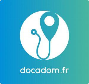 Logo de la startup docadom