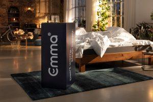 Logo de la startup EMMA