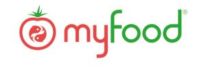 Logo de la startup myfood