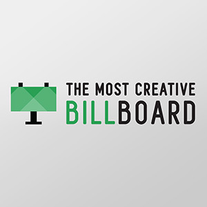Logo de la startup The most creative billboard
