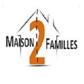 Logo de la startup MAISON 2 FAMILLES