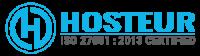 Logo de la startup HOSTEUR