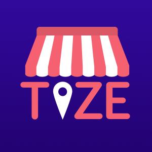 Logo de la startup Tize