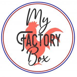 Logo de la startup My Factory Box