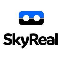 Logo de la startup SkyReal