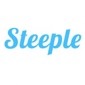 Logo de la startup Steeple