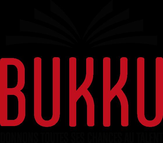 Logo de la startup BUKKU