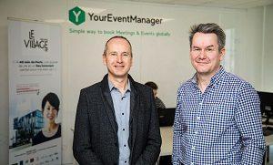 Logo de la startup YourEventManager