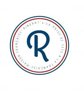 Logo de la startup RINGART's: la prise de tête à la Française