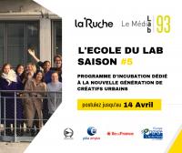 Logo de la startup La Ruche |L'école du Lab