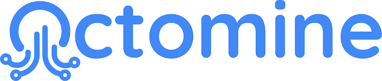 Logo de la startup Octomine