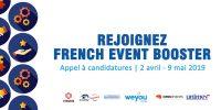 Logo de la startup Incubateur des startups de l'événementiel: French Event Booster