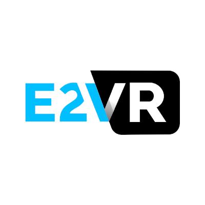 Logo de la startup E2VR