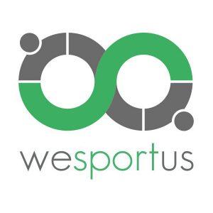 Logo de la startup WeSportUs