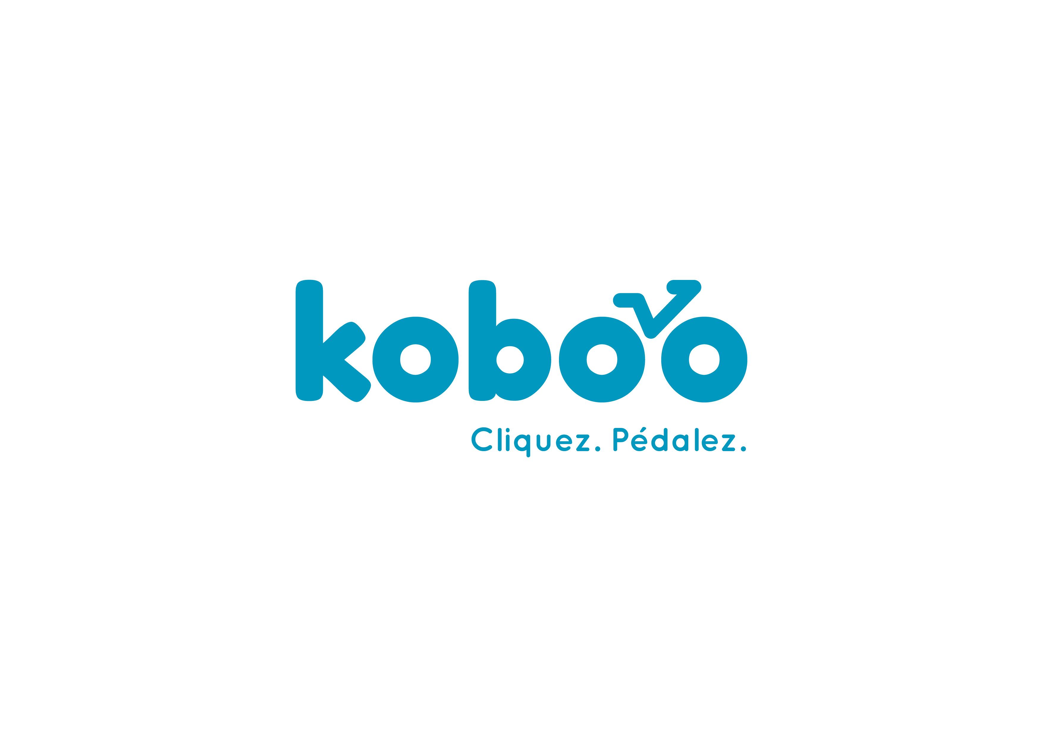 Logo de la startup KobOO