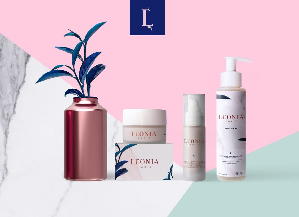 Logo de la startup LEONIA COSMETIQUES