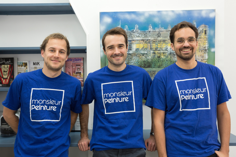 Decouvrez La Derniere News De Monsieur Peinture J Les Startups