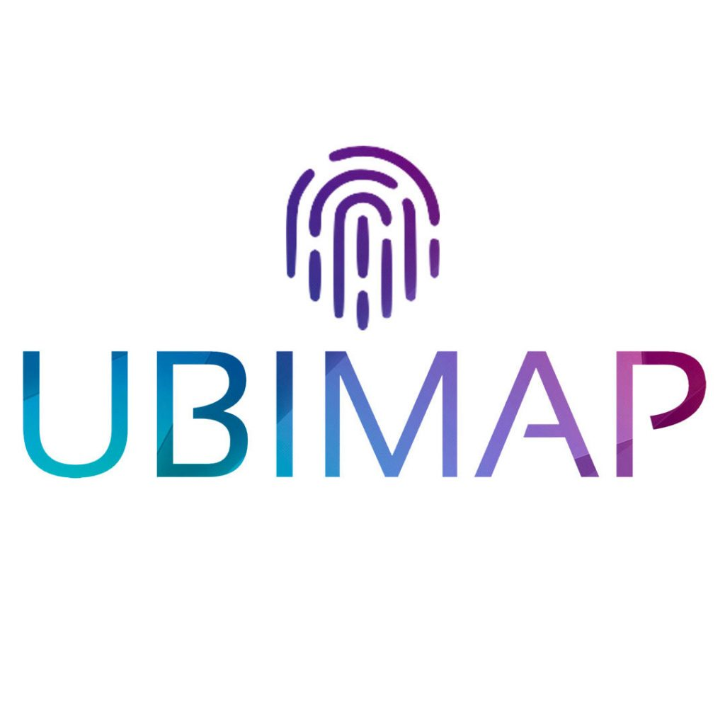 Logo de la startup UbiMap