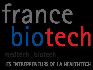 Logo de la startup France Biotech