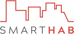 Logo de la startup SmartHab