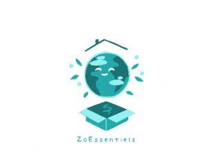 Logo de la startup ZoEssentiels : Boutique Zéro Déchet En Ligne