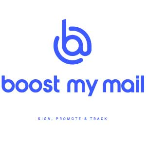Logo de la startup Boost My Mail