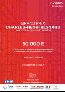 Logo de la startup Grand Prix Charles-Henri Besnard