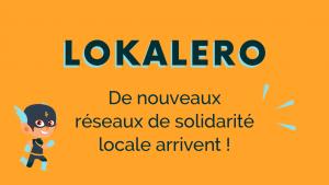 Logo de la startup LOKALERO