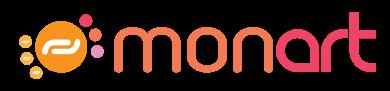Logo de la startup monart