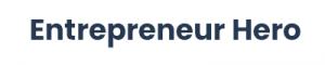 Logo de la startup Entrepreneur Hero