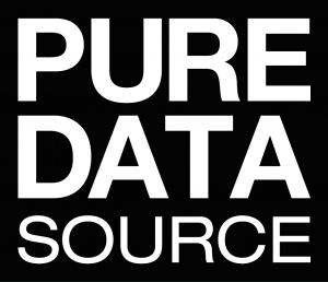 Logo de la startup Pure Data Source
